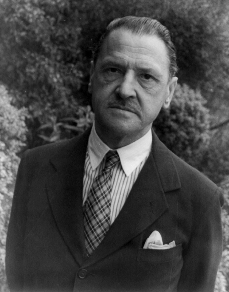 somerset maugham look