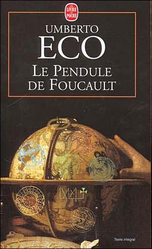 Le Pendule de Foucault- Umberto Eco PenduleDeFoucault