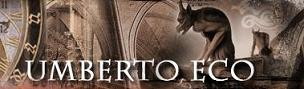 site officiel d'Umberto Eco